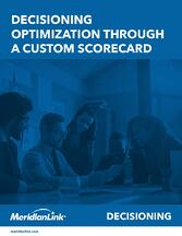 MeridianLink Achieve Custom Scorecard eBook