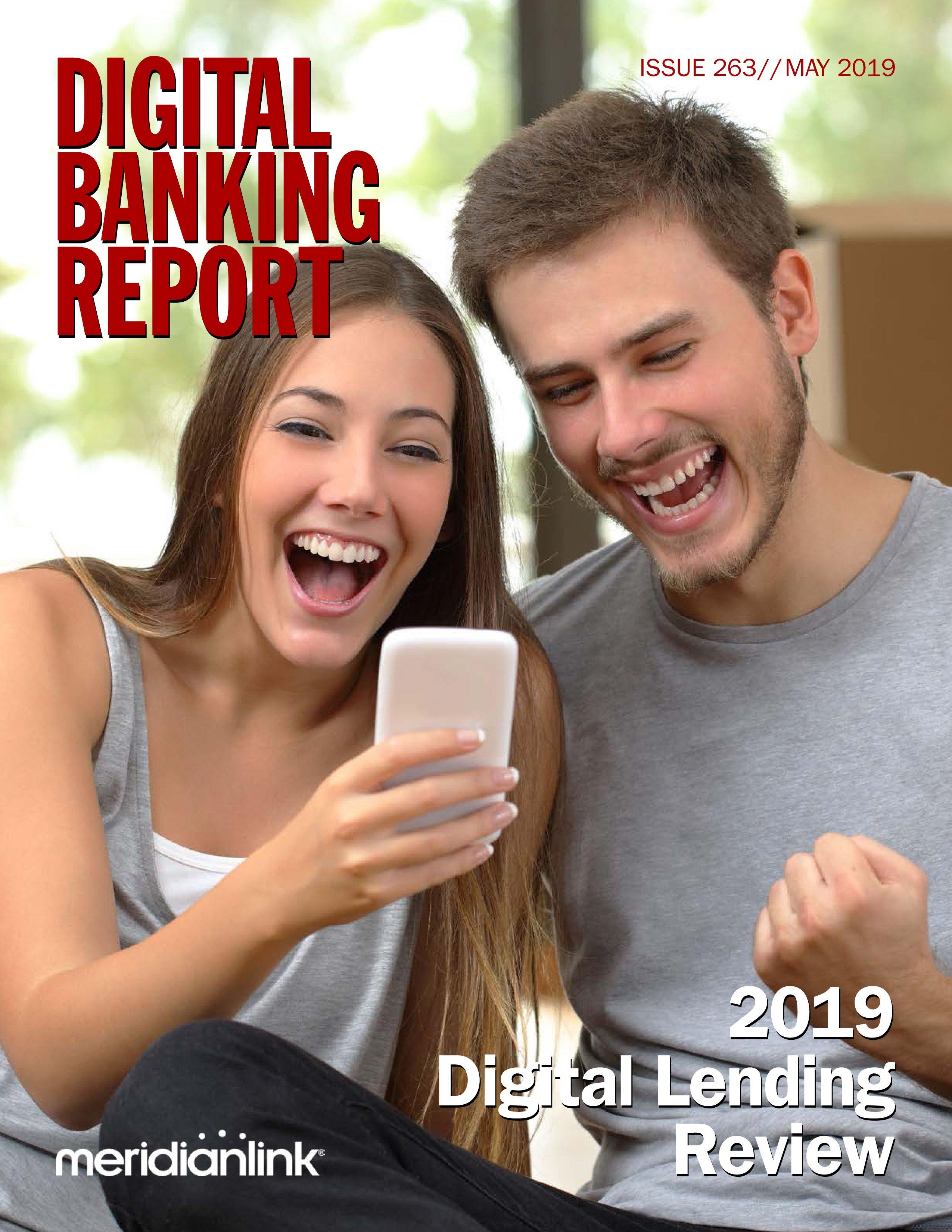 DBR_263 - 2019 Digital Lending Cover 5-31