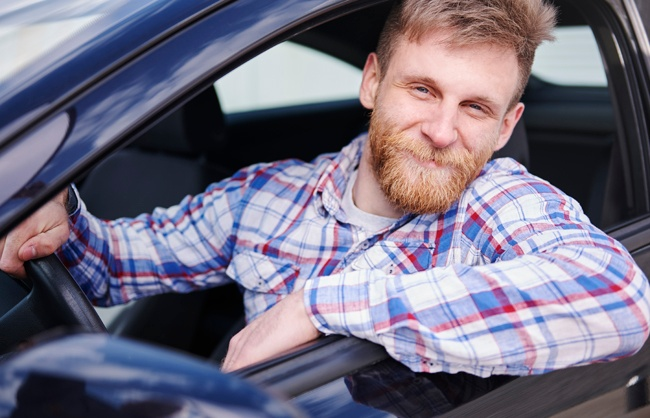 beard guy website